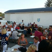 Photo taken at Caledonia Family Tavern by Christie H. on 7/21/2013