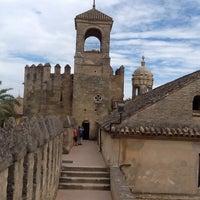 Foto tomada en Alcázar de los Reyes Cristianos por Alexander P. el 5/10/2013