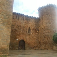 Photo taken at Castillo De Valdecorneja by Pedro F. on 9/23/2012