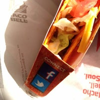 Photo taken at Taco Bell by John R. on 2/8/2013