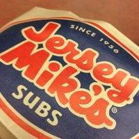 Photo taken at Jersey Mike's Subs by John R. on 1/13/2013
