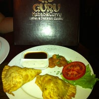 Photo taken at Guru Kebab y Curry by Jessica on 1/12/2013