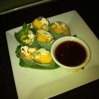 Photo taken at Siam Restaurant Thai Cuisine by Jessica on 3/22/2013