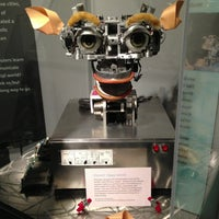 Photo taken at MIT Museum (Building N52) by Dolly H. on 4/21/2013