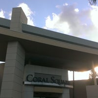 Photo taken at Coral Square by Wendy S. on 1/12/2013