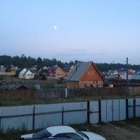 Photo taken at Новый Энхэлук by Mari D. on 8/17/2013