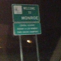 Photo taken at Monroe North Carolina by Brynn on 3/14/2013