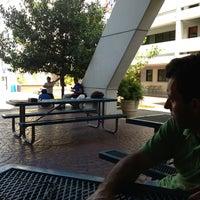 Photo taken at Colegio Loyola by Fredy on 4/4/2013