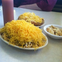Photo taken at Skyline Chili by Laura on 11/7/2012