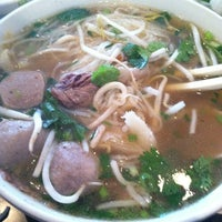 Photo taken at Pho Grand by Laura on 11/9/2012