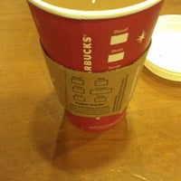 Photo taken at Starbucks by Amber A. on 12/28/2012
