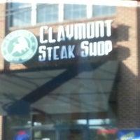 Photo taken at Claymont Steak Shop by IB on 6/29/2013