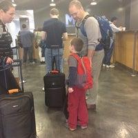 Photo taken at MCar | Los Angeles International Airport (LAX) by Yeashan B. on 4/19/2014