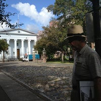 Photo taken at The Shops of Historic Charleston Foundation by Claire on 9/22/2013