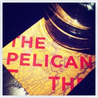 Photo taken at The Pelican Seafood Bar + Grill by Pugu W. on 11/28/2012