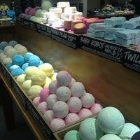 Photo taken at LUSH Fresh Handmade Cosmetics by Paulina on 3/18/2013