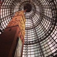 Photo taken at Melbourne Central by Erik C. on 1/11/2013