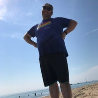 Photo taken at Gay Beach by Chev W. on 7/15/2018