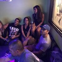 Photo taken at Karaoke Hut Sports Bar & Grill by Chev W. on 9/10/2017