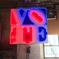 Photo taken at Lite Brite Neon Studio by Chev W. on 10/15/2016