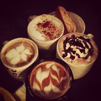 Photo taken at Joe Black Coffee Bar by Ian M. on 5/4/2013