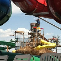 Photo taken at Waylons Water World by Danielle K. on 8/6/2013
