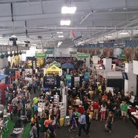Photo taken at Bike Expo New York- Pier 36 by Vanessa L. on 5/3/2014