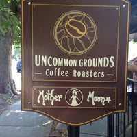 Photo taken at Uncommon Coffee Roasters by Mike S. on 8/19/2013