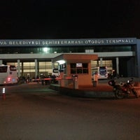 Photo taken at Yalova Şehirler Arası Otobüs Terminali by Afşin A. on 2/5/2013