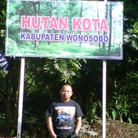 Photo taken at Taman wisata kalianget wonosobo by Khadar R. on 3/4/2013