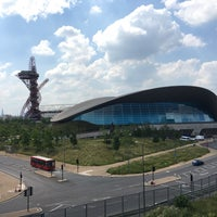 Photo taken at Better London Aquatics Centre by Peter K. on 6/18/2017