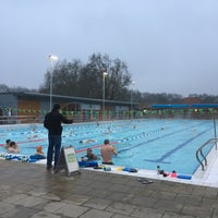 Photo prise au London Fields Lido par Peter K. le4/11/2018