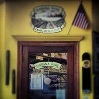 Photo taken at Habana Port Cigar Merchants by Habana P. on 9/16/2012