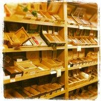 Photo taken at Habana Port Cigar Merchants by Habana P. on 10/1/2012