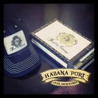 Photo taken at Habana Port Cigar Merchants by Habana P. on 11/2/2012