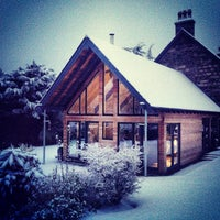 Photo taken at Craigatin House and Courtyard - Pitlochry B&B by Craigatin H. on 1/27/2013