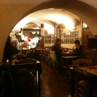 Photo taken at Il Brillo Parlante by Sergey T. on 11/24/2012