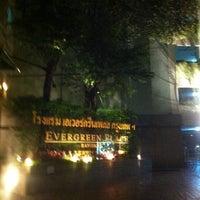 Photo taken at Evergreen Place Bangkok by Jingjing Z. on 12/1/2012