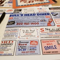 Photo taken at Bull's Head Diner by Tracey M. on 7/27/2018