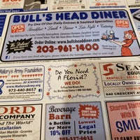 Photo taken at Bull's Head Diner by Tracey M. on 5/25/2018