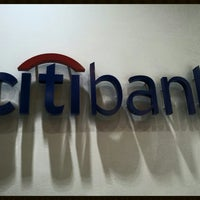 Photo taken at Citibank by Anya on 4/24/2013