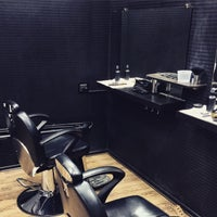 Photo taken at Central Barbershop by Alina S. on 1/25/2015