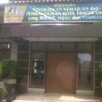 Photo taken at Kantor Kecamatan Ciledug - Kota Tangerang by Hardi S. on 3/25/2014