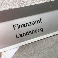 Photo taken at Finanzamt Landsberg by Sebastian M. on 11/15/2016
