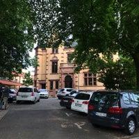 Photo taken at Villa Belgrano by Sebastian M. on 5/8/2015