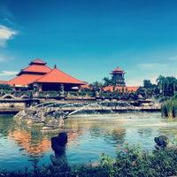 Photo taken at Ayodya Resort Bali by Kostik on 4/11/2015