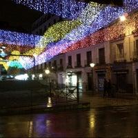 Foto tomada en Plaza de Chueca por lara b. el 12/25/2012