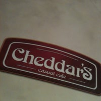 Photo taken at Cheddar's Scratch Kitchen by Shelly D. on 12/23/2012