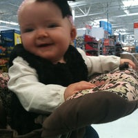 Photo taken at Walmart Supercenter by Shelly D. on 11/23/2012