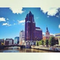 Photo taken at Milwaukee Center by Willie M. on 9/23/2013